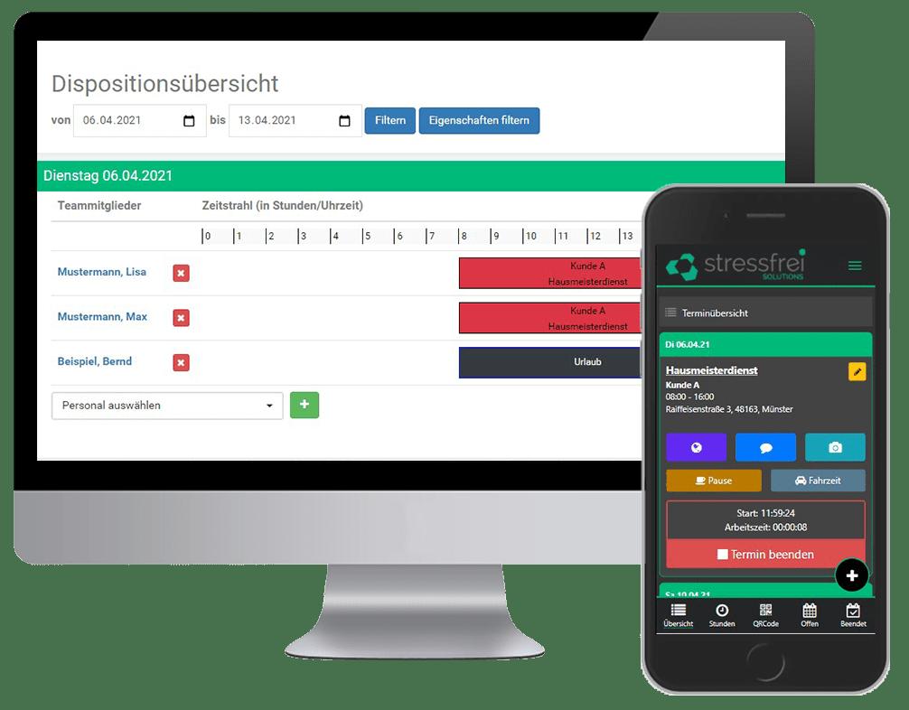 Hausmeister Software Desktop