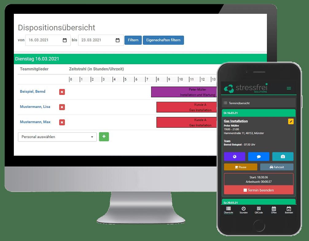 Klempner Software Desktop