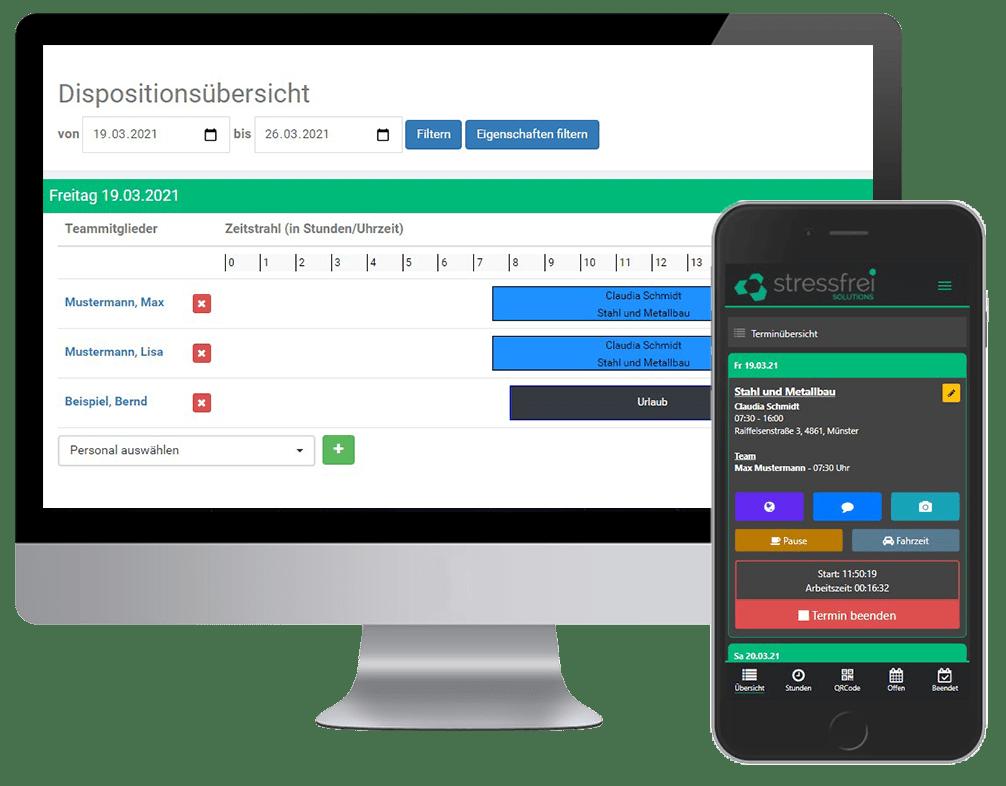 Schlosser Software Desktop