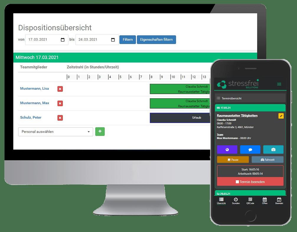 Software für Raumausstatter Desktop