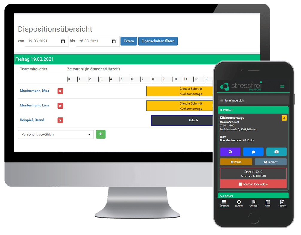 Tischler Software Desktop
