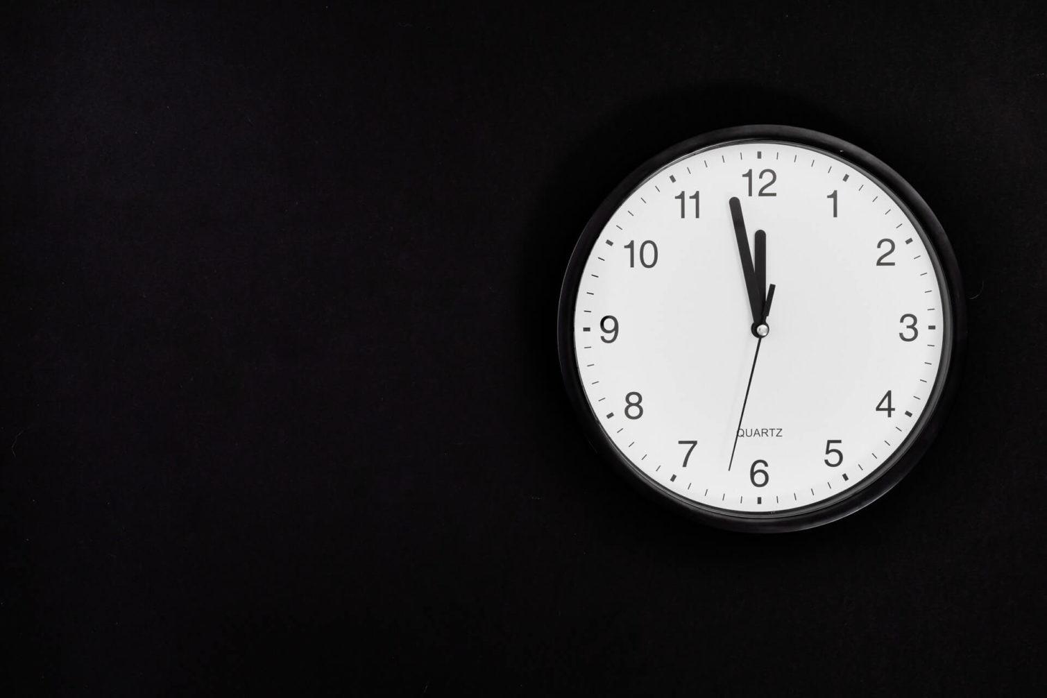 Stundenübersicht